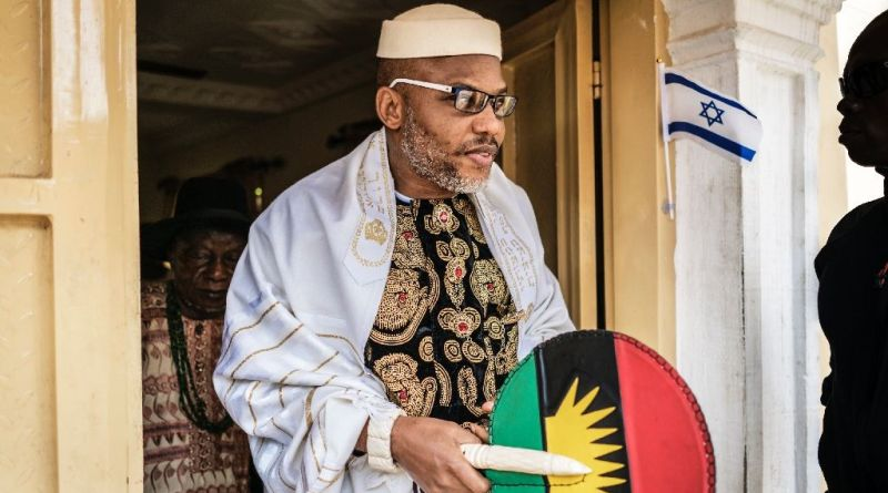 Police Declare Kanu's Lawyer Wanted Over Death Of Police Officers