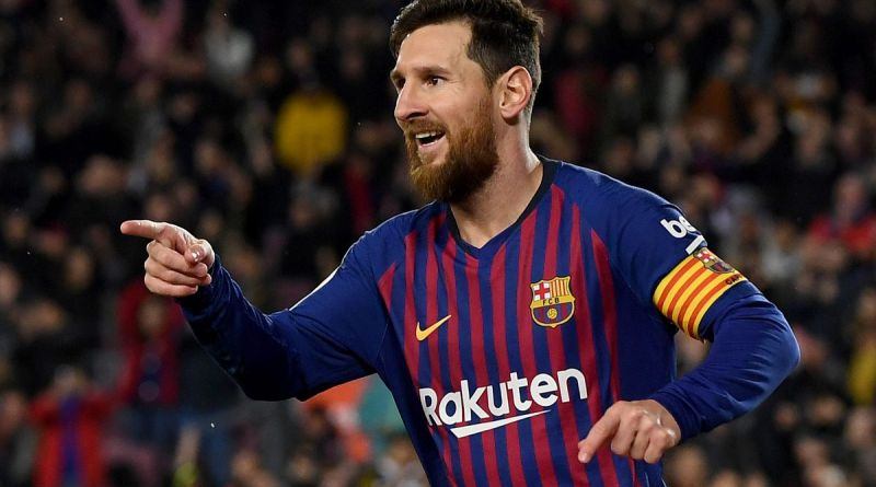 Messi fires warning to Ronaldo, others as he wins sixth Ballon d'Or