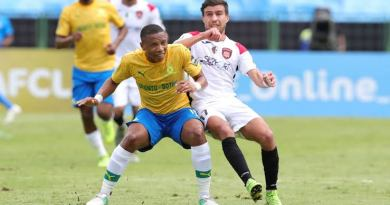 Watch Petro Atletico vs Mamelodi Sundowns Live Streaming