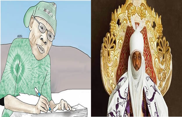 Obasanjo Pencils Down An Emotional Letter To Lamido Sanusi