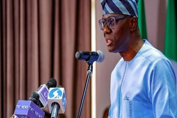 Sanwo-Olu Finally Speaks On Lifting COVID-19 Lockdown