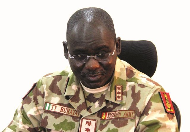 Nigerian Army Weeps Uncontrollably