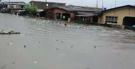 Flood sweeps away 4-year old in Lagos