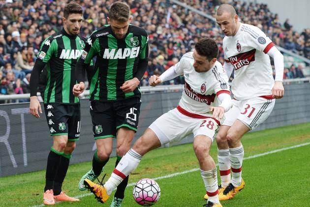 Follow the live coverage to watch Sassuolo vs AC Milan live streaming of Italian Serie A. Here is the quick guide to watch Sassuolo vs AC Milan live in your location.