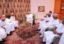 North-East governors Meet Buhari