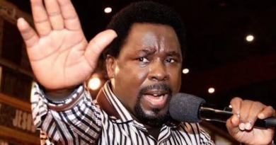 Edo Election: God Has Revealed The Winner To Me – TB Joshua