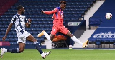 West Bromwich Albion 3-3 Chelsea Match Highlights