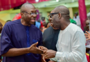 Edo 2020: Obaseki expecting Ize-Iyamu's phone call ― Osagie