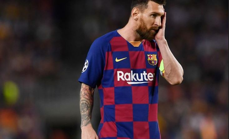 Messi Gives Reasons As He Makes U-turn, To Remain At Barcelona