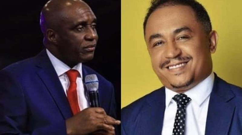Nigerians take side as Pst Ibiyeome attack Daddy Freeze over Oyedepo