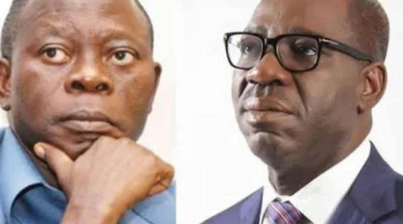 Edo election: Congratulate PDP, Obaseki - APC tells Oshiomhole, others