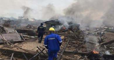 Panic As Explosion Rocks Lagos, Ogun Communities