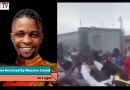 BBNaija 2020 winner Laycon was welcomed by cheering crowd in Lagos (Video)