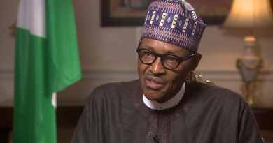Buhari reacts to death of Senator Anka