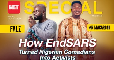 How EndSARS Turned Nigerian Comedians Into Activists
