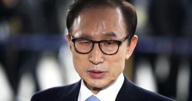 Former South Korean President Sentenced To 17-years Imprisonment For Corruption