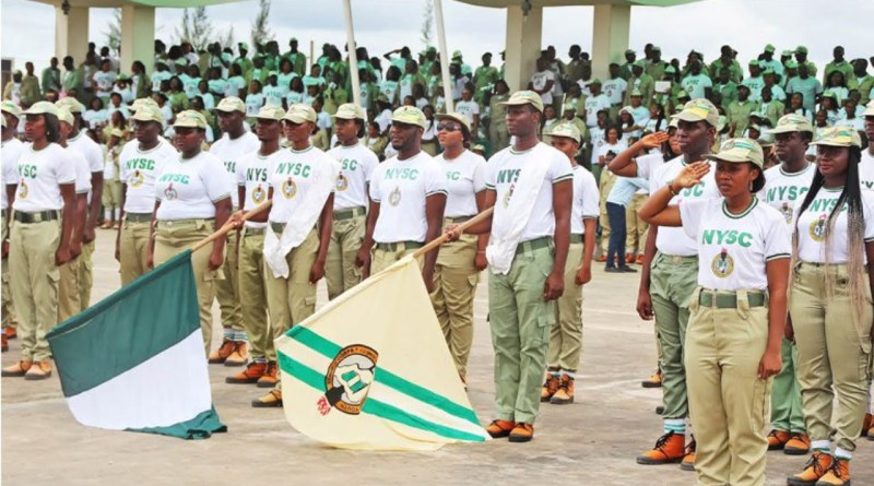 Nigerian govt re-opens NYSC orientation camps