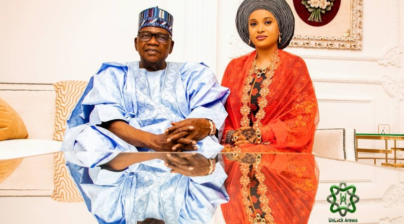 Nigerian Senator Remarries Three Years After Losing His First Wife (Photos)