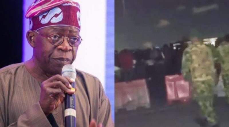 Tinubu finally speaks on Lekki shooting, tells Buhari to find culprits