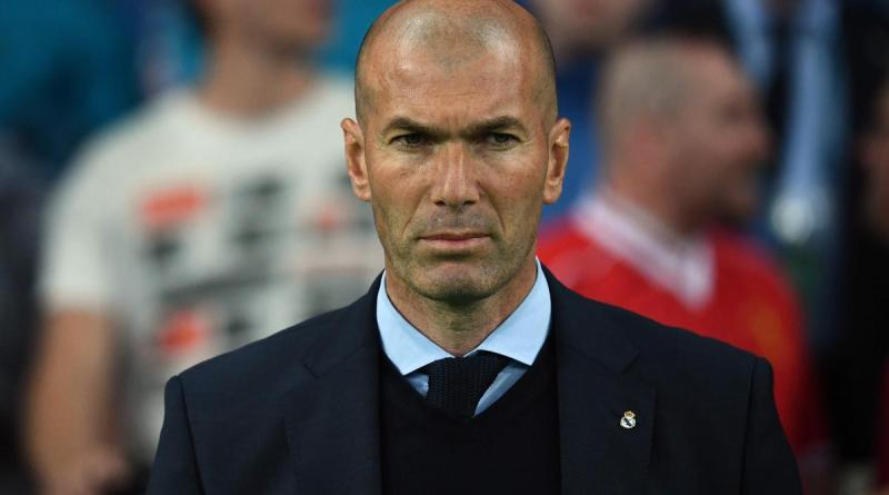 Champions League: Zidane reveals who is responsible for Real Madrid's 3-2 defeat to Shakhtar