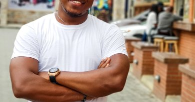 Aproko Doctor Shares Inspiring Story Of How He Built His Brand