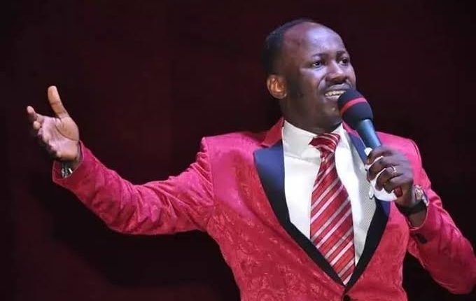 Joe Biden Will Be Impeached, Harris To Take Over – Apostle Suleman Prophesies (Video)