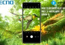 How To Use The Camera Modes On Camon 16 Premier
