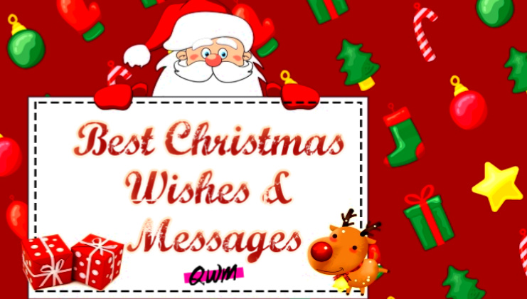 Merry Christmas Messages 2020