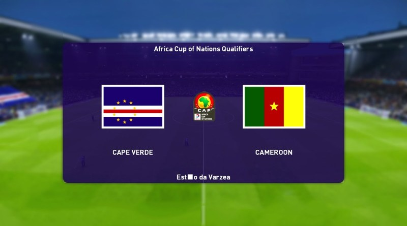 Cape Verde vs Cameroon