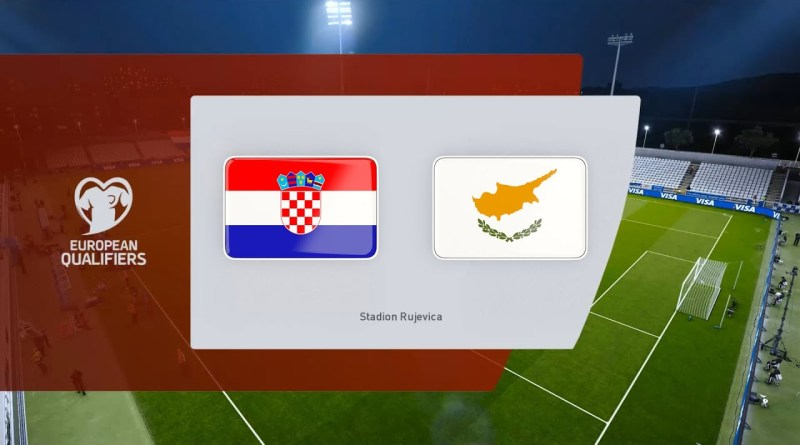 Croatia vs Cyprus