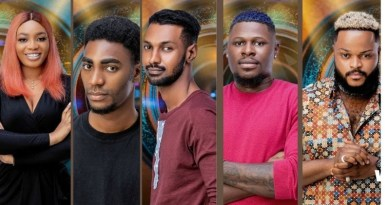 BBNaija S6: Beatrice, Yerins, Jaypaul, Niyi, Yousef and Whitemoney Nominated for Eviction
