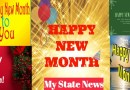 August 2021 Happy New Month: 100 Happy New Month Messages And Wishes For Love One