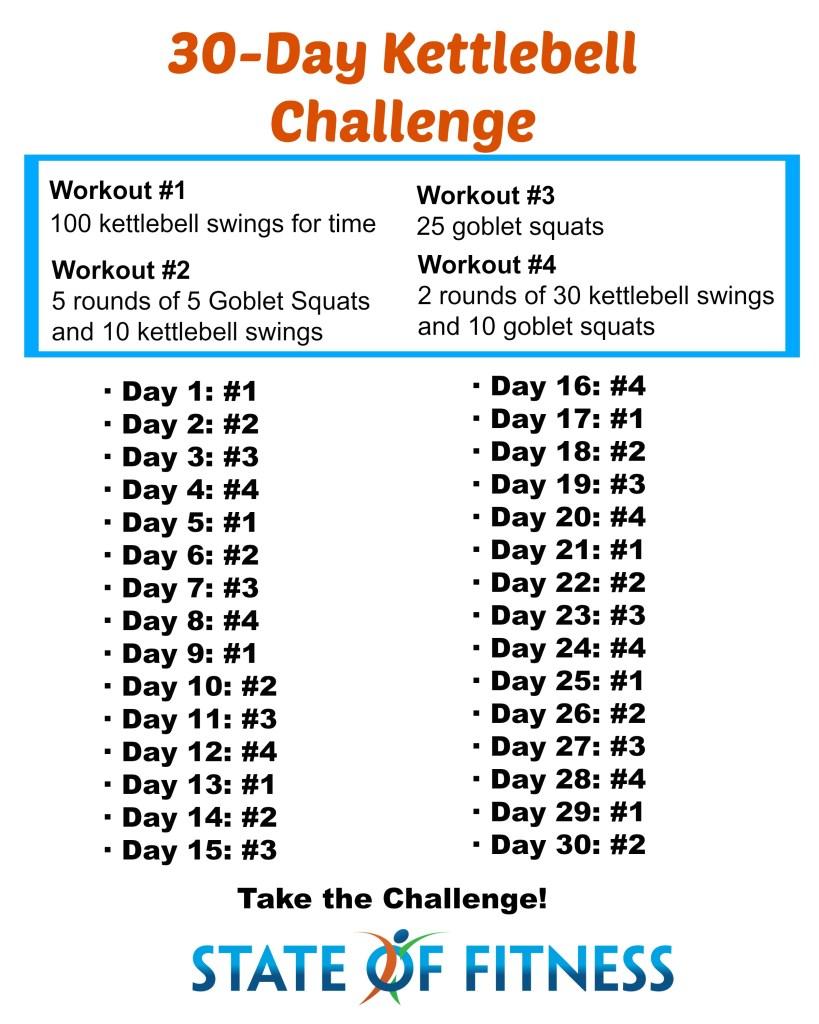 30-day KB Challenge