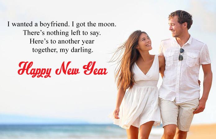 happy new year darling