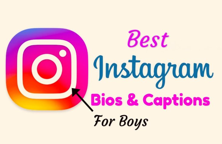 500+ BEST】 Instagram Bio For Boys | Sad, Love, Attitude Insta Bio