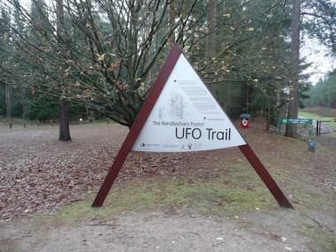UFO-pad in Rendlesham-bos - De meest controversiële UFO-ontmoeting in de geschiedenis 5