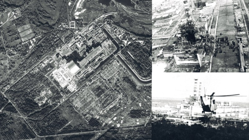 Catastrophe de Tchernobyl - La pire explosion nucléaire au monde 3