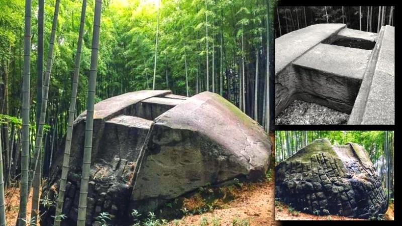 """Το μυστήριο πίσω από το """"Rock Ship of Masuda"""" στην Ιαπωνία 3"""