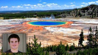 Colin Scott - De man die in een kokend, zuur zwembad in Yellowstone viel en oploste! 11