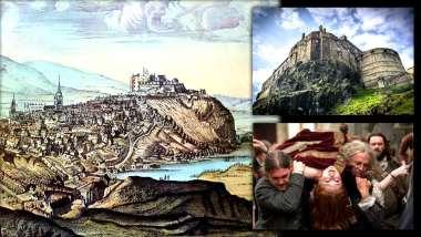 The Nor 'Loch - Een duister verleden achter het Edinburgh Castle 12