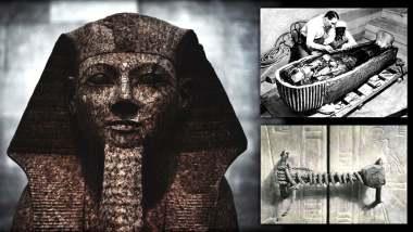 Проклятието на фараоните: тъмна тайна зад мумията на Тутанкамон 20