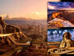 Епохата на Сфинкса: Имаше ли изгубена цивилизация зад египетските пирамиди? 6
