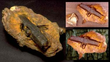 The London Hammer - Συναρπαστικό OOPArt 400 εκατομμυρίων ετών! 3