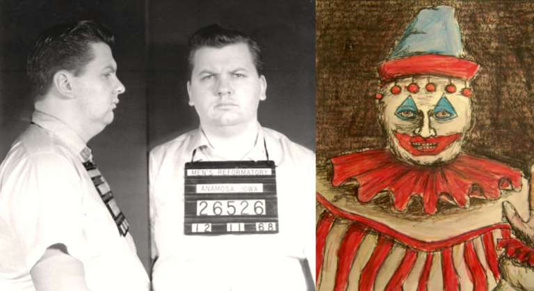 John Wayne Gacy killer clown