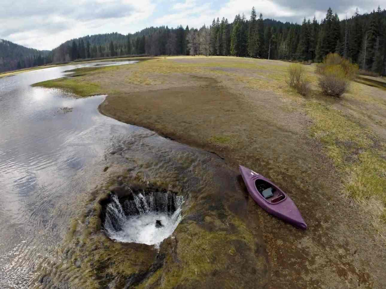 Oregon's Lost Lake