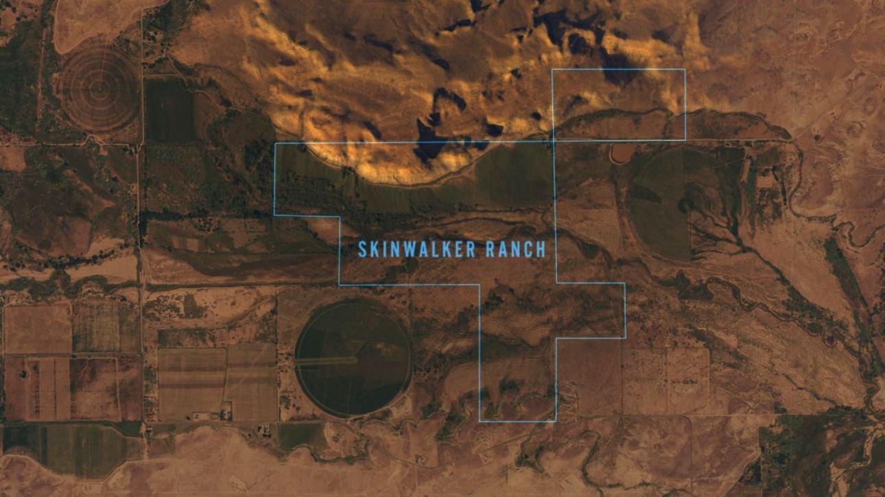 Skinwalker Ranch, northeastern Utah