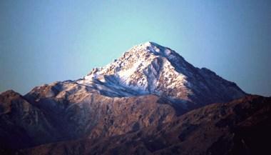 Βουνό Chiltan, Μπακιστάν, Πακιστάν