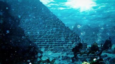 Azorska podvodna piramida