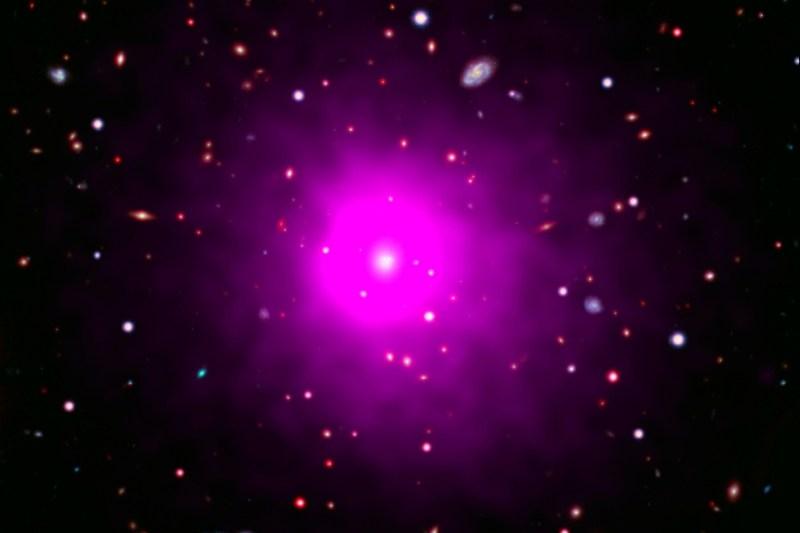 hố đen siêu lớn