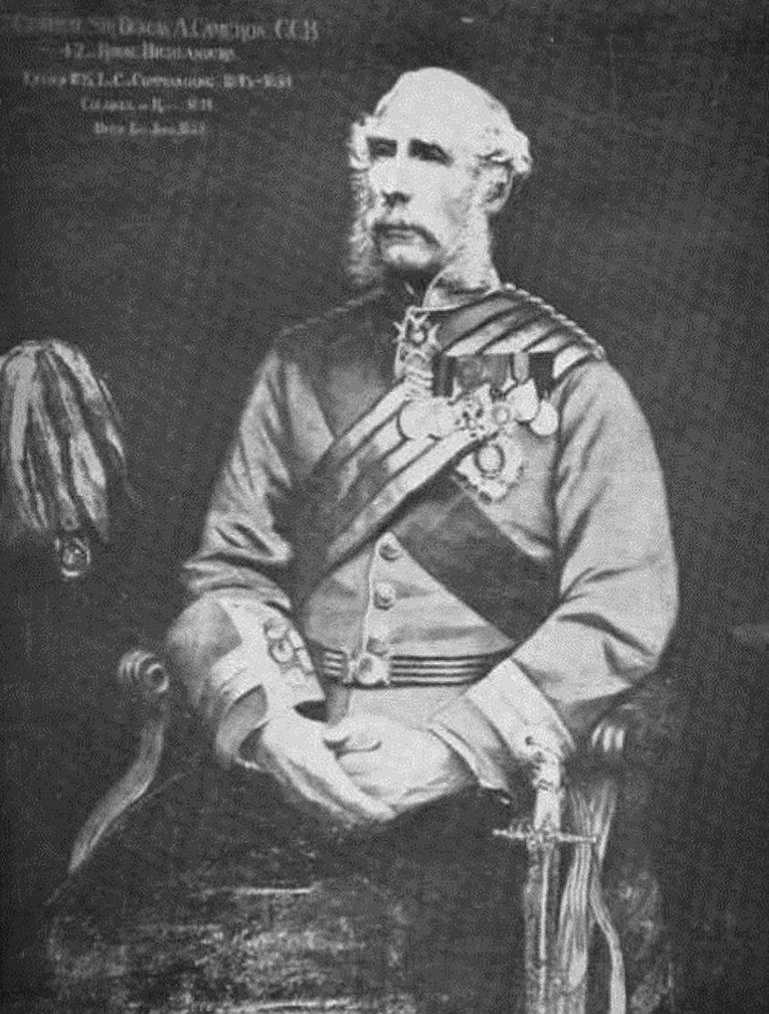 Général Sir Duncan A. Cameron, Projet Montauk